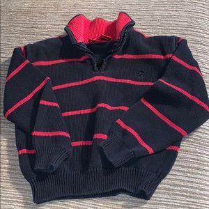 5/$25 Boys size 4 (small) Izod sweater